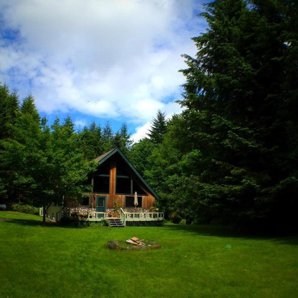 Springtime On Harstine Island - Country Retreat on Harstine Island, Quiet, 5 acres - Shelton - rentals