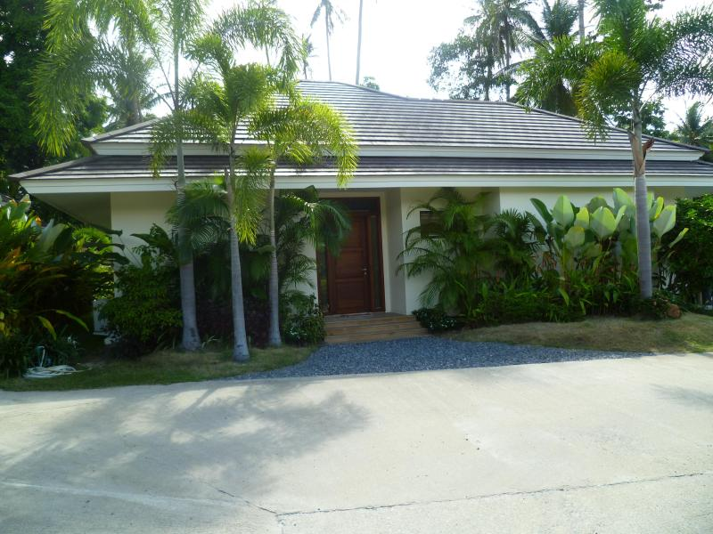front of house - Lovely cosy Villa (sleeps up to 4) Koh Samui - Koh Samui - rentals