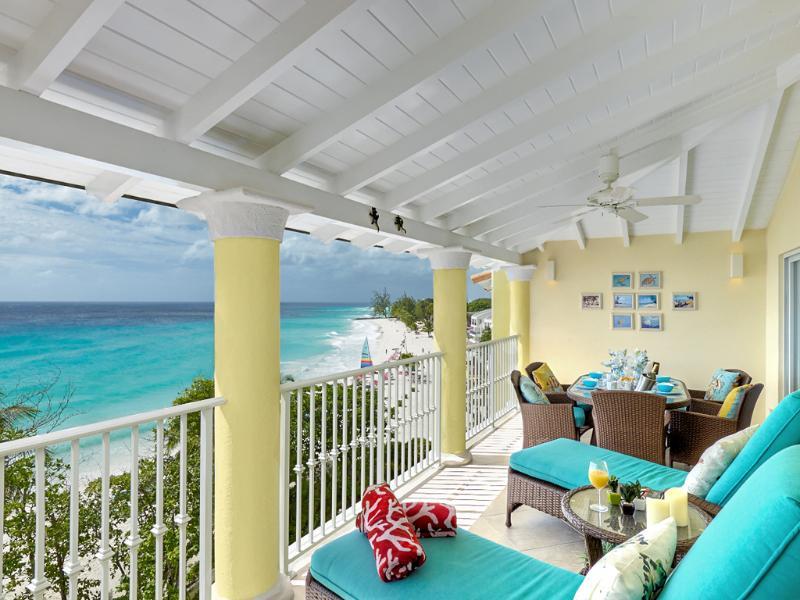 Breathtaking Ocean Views! - Beach Villa Paradise on Beautiful Dover Beach! - Saint Lawrence Gap - rentals