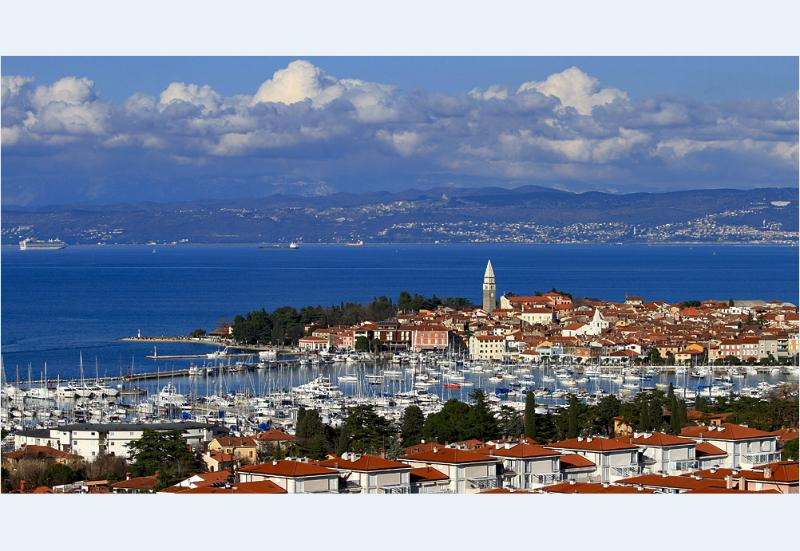 Luxury apartments on Slovenia coast - Image 1 - Izola - rentals