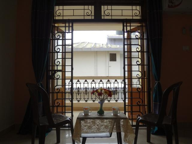Fully Furnished Studio apt. for rent in South Goa - Image 1 - Sernabatim - rentals