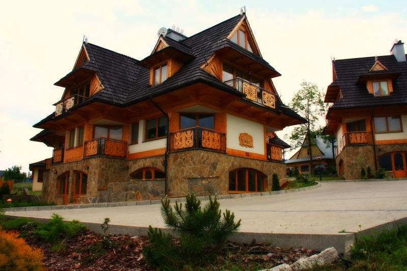 Apartment in the Polish Mountains ZAKOPANE - Image 1 - Koscielisko - rentals