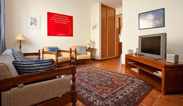 Living room - House Albufeira center 20mts BEACH - Albufeira - rentals