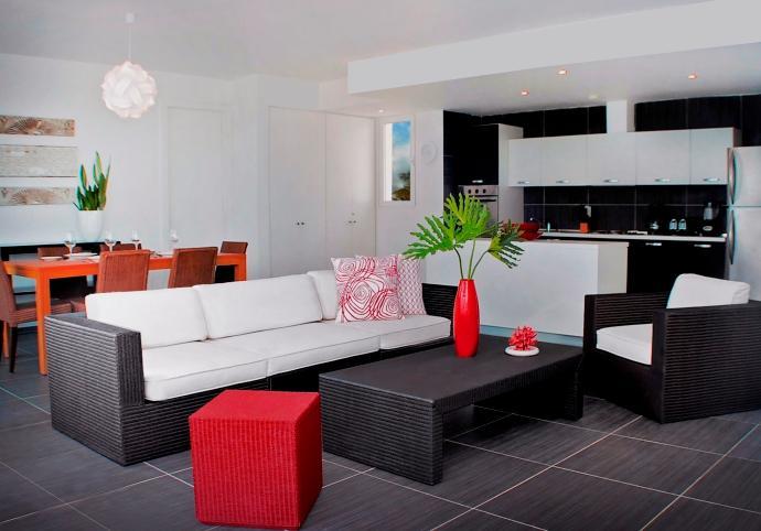 2 Bedroom Oceanview Apartment At Vista Mare Samana - Image 1 - Santa Barbara de Samana - rentals