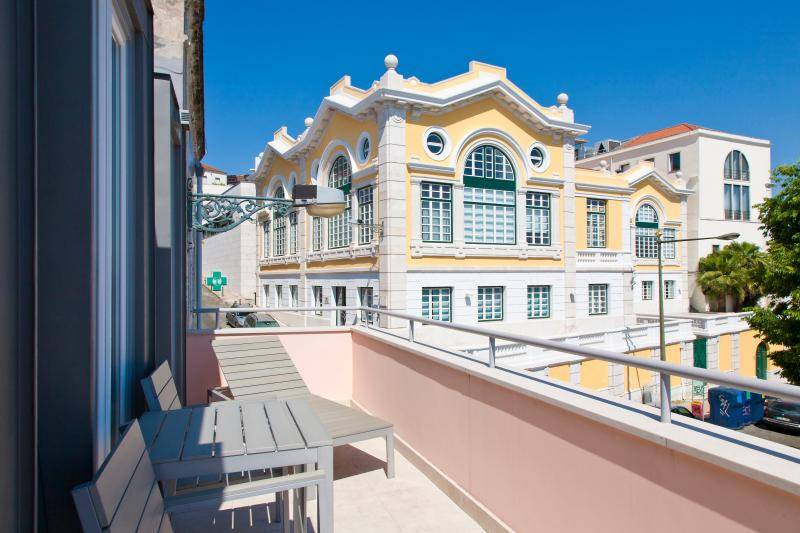 Terrace - Vila Pasteleiro - Lisbon - rentals