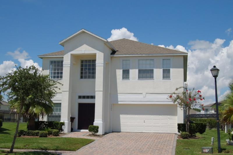 Front - Amazing Orlando Villa Rental Close to Disney 1205 - Kissimmee - rentals