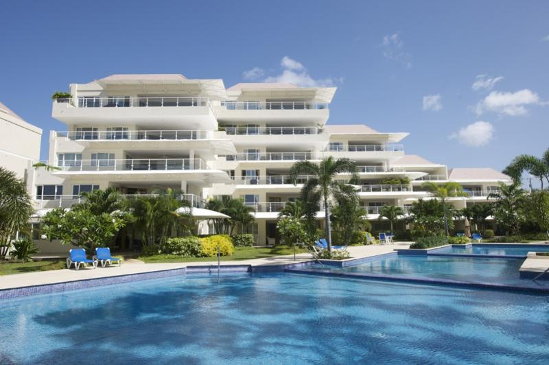 Palm Beach 110 at Christ Church, Barbados - Beachfront, Pool, Perfect For Any Holiday - Image 1 - Christ Church - rentals
