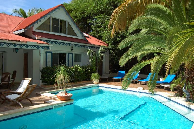 Escape at Lorient, St. Barth - Walking Distance To Beach, Ocean View, Private - Image 1 - Lorient - rentals