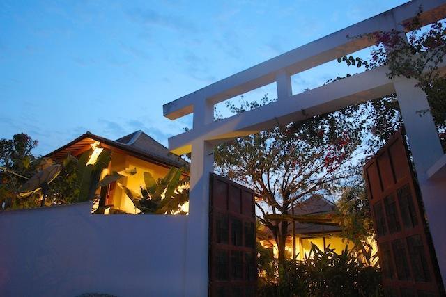 Amatao Gate - AMATAO Tropical Residence - Siem Reap - rentals