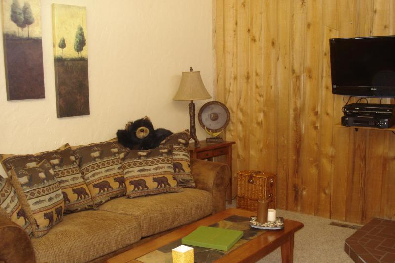 Living Room - In the Heart of Pagosa - Equipped with everything! - Pagosa Springs - rentals