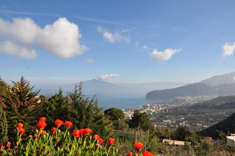 Panorama from Casa Gaia - SPECIAL OFFERS SUMMER Casa Gaia S - Sorrento - rentals
