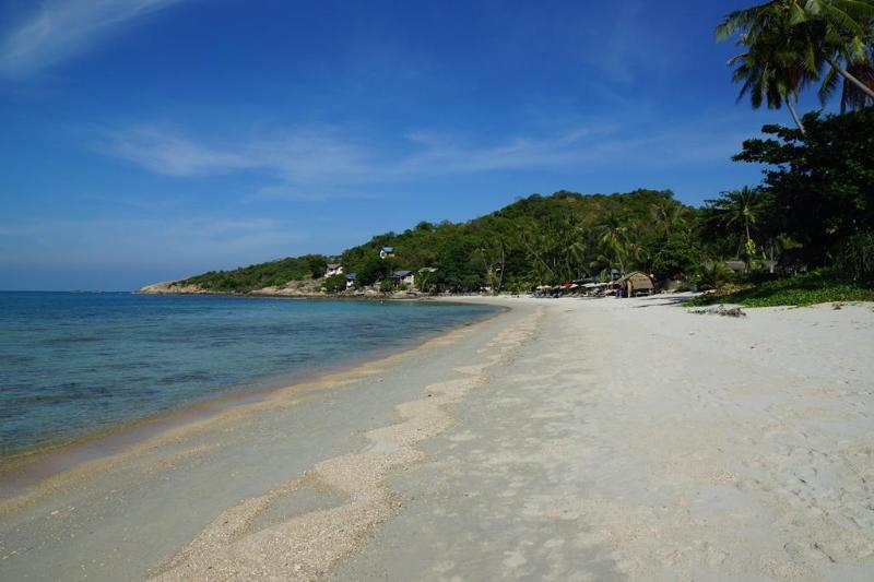 ONLY 2 OTHER HOTELS ON OUR BEACH - 3 bedroom villa at Koh Samui - Koh Samui - rentals