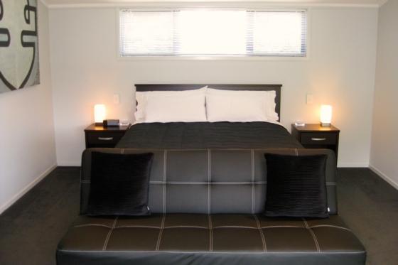 Bedroom - No.1 Luxury Studio Accommodation - Russell - rentals
