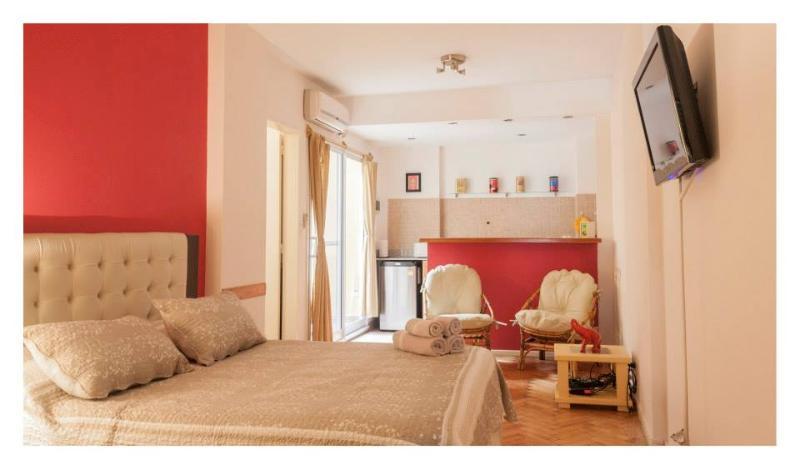 Comfortable Recoleta Studio - Image 1 - Buenos Aires - rentals