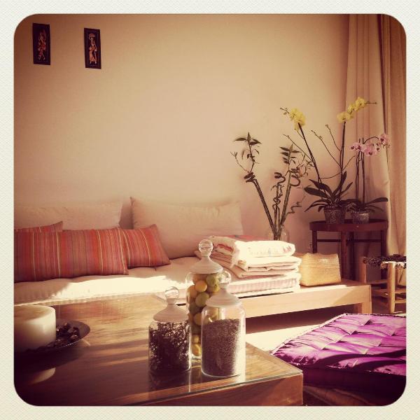 Olablanca: Cosy Apartement on the Atlantic - Image 1 - Dar Bouazza - rentals