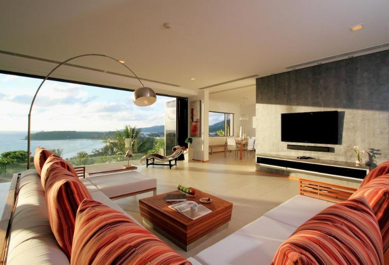 The Signature Penthouse - Overlooking Kata Beach - Image 1 - Kata - rentals