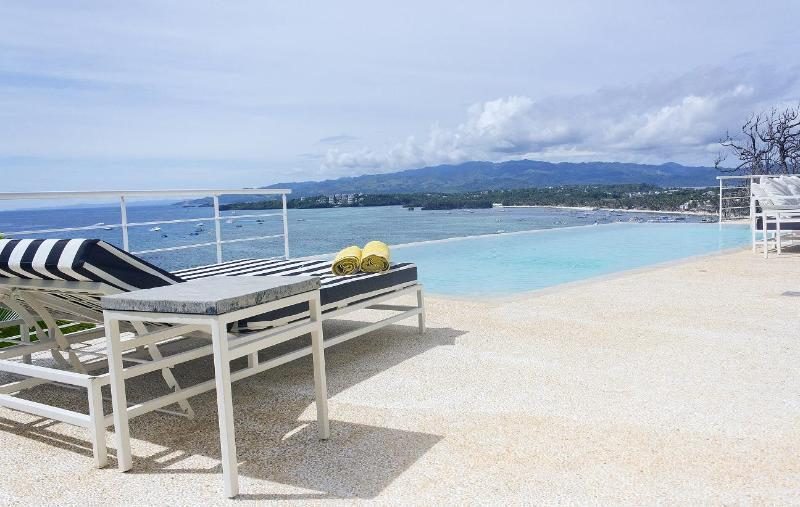 The amazing view - The most exclusive villa for rent, an amazing view - Boracay - rentals