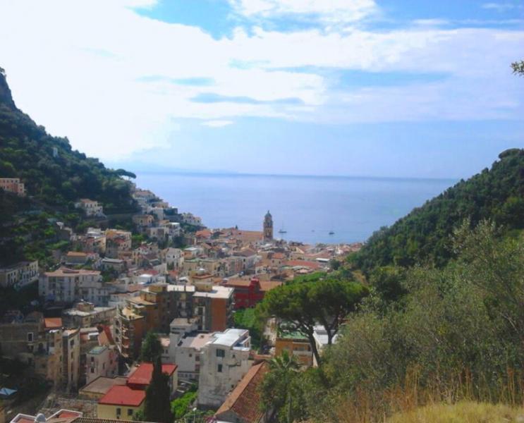 Basilius in Amalfi central new restored quite area - Image 1 - Amalfi - rentals
