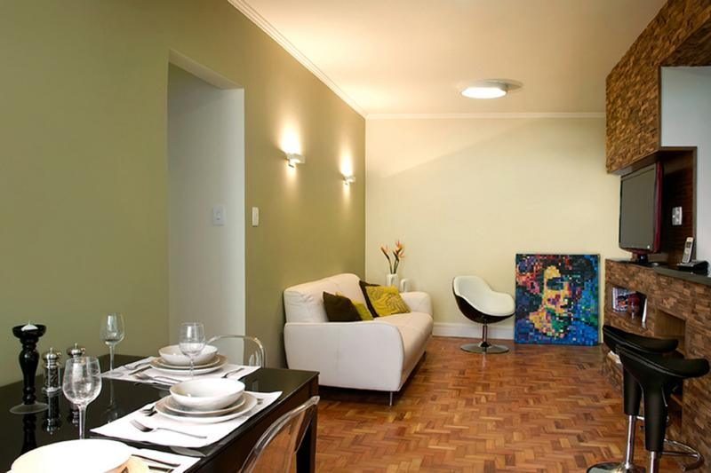 Spacious 2 Bedroom Apartment in Jardins - Image 1 - Sao Paulo - rentals