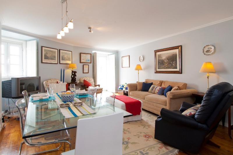 Living Room - Chanceler Arch - Alfama's Magic place - Lisbon - rentals