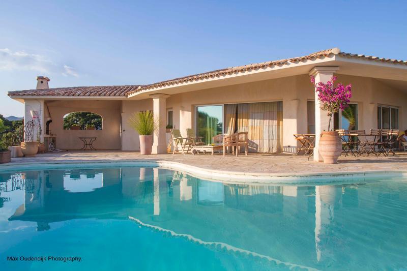 Villa - Luxury villa & pool 12 P South Corsica beach 500 mtr - Sainte Lucie De Porto Vecchio - rentals