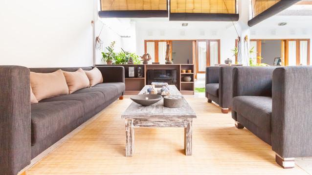 Large comfy Villa for 6 pax - Image 1 - Bali - rentals