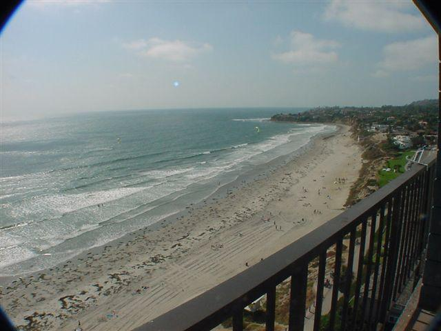 180 degree View Beach Penthouse  sleeps 10! - Image 1 - Pacific Beach - rentals