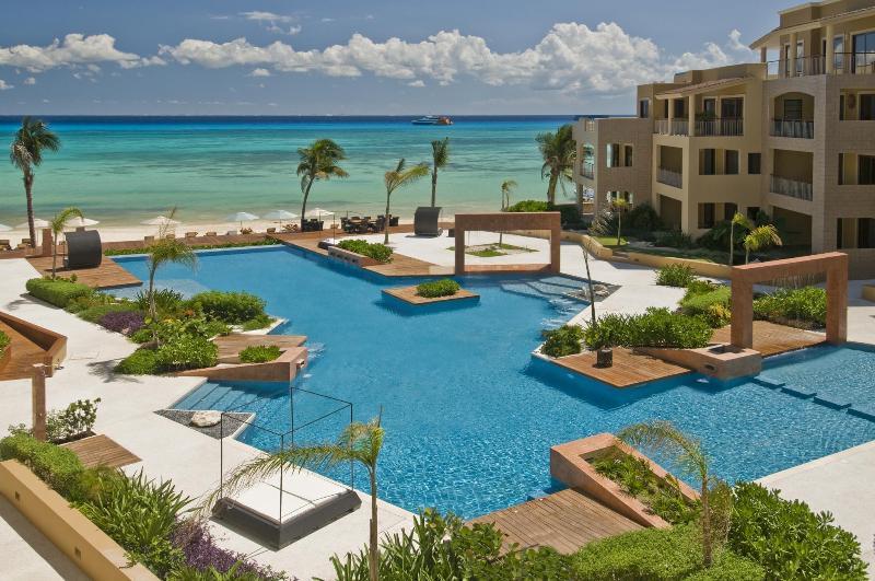 El Faro in Playa del Carmen, Mexico - Full Beachfront Penthouse Right in Downtown - Playa del Carmen - rentals