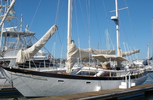 Slipaway - Slipaway - Boat Bed & Breakfast - Pacific Beach - rentals