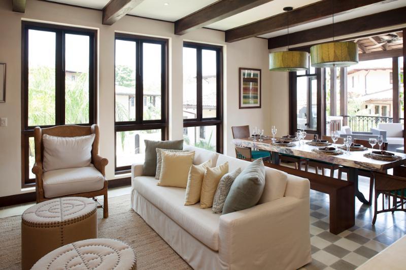 Living Room - Casa Pinita - Las Catalinas - rentals