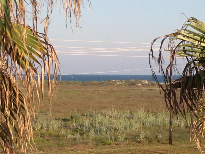Ocean view from Balcony - Luxury Ocean View Condo II - Corpus Christi - rentals