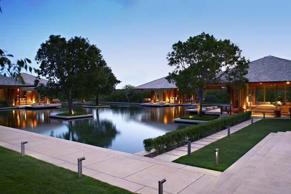 Amanyara resort villa on 1.5 acres of lush landscape. AMA 4OV - Image 1 - Northwest Point - rentals