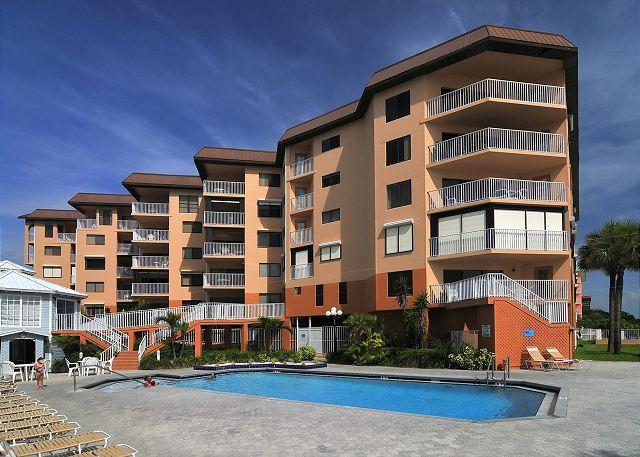 Beach Palms Condominium 409 - Image 1 - Indian Shores - rentals