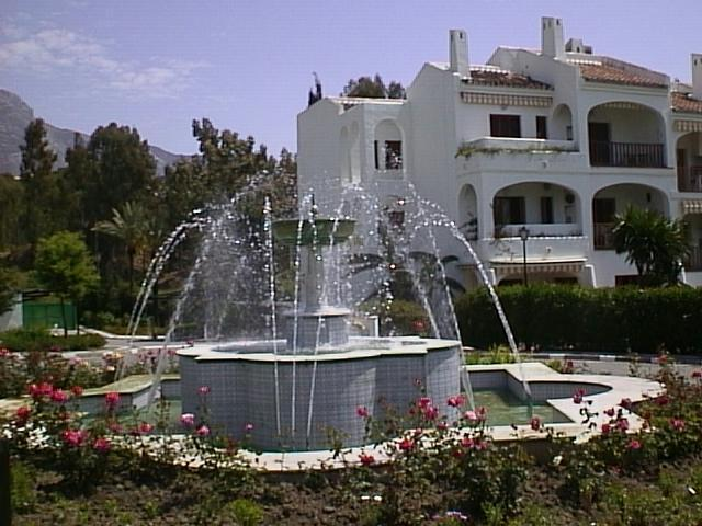 Entrance - Apartment 2 Beds- Marbella near Puerto Banus - Malaga - rentals