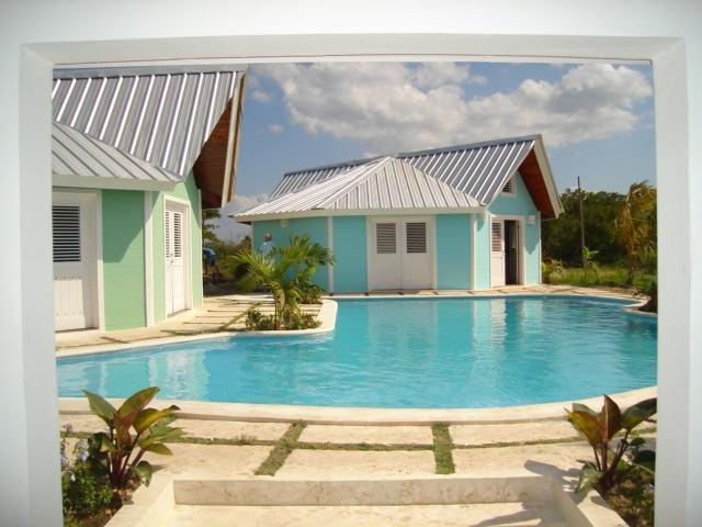 Aqua Bella Villas - 2 Bedroom Villas for rent in Cabarete - Cabarete - rentals