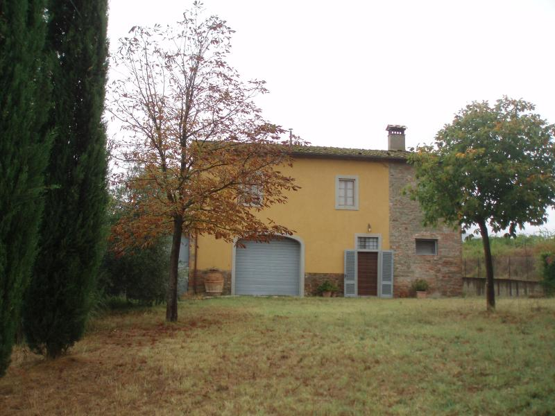 Beautiful country house in village of Vinci - Holiday in Beautiful Vinci, Village of Leonardo - Vinci - rentals