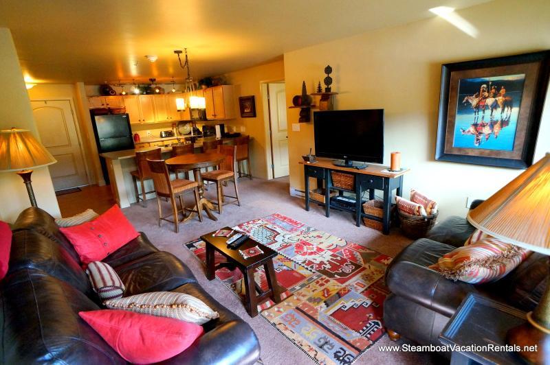 Wildhorse Meadows - First Tracks #4203 - Image 1 - Steamboat Springs - rentals