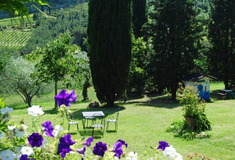Vacation Rental at Casina Delle Muracce in Greve, Chianti - Image 1 - Greve in Chianti - rentals