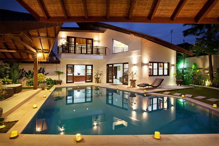 Exclusive 3BR Villa SEMINYAK 5min beach - Image 1 - Seminyak - rentals