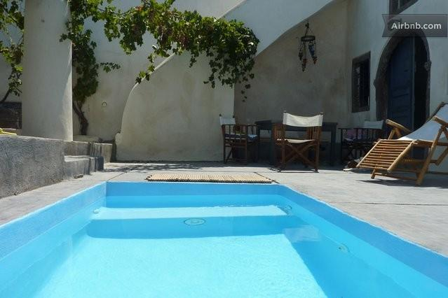 wineryhouse the tiny pool - Winery villa traditional and relaxing - Santorini - rentals