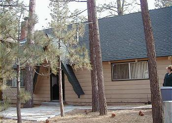 Street View - Moose Pad, 3 BR, Slps 12, Jacuzzi, Level Parking - Big Bear City - rentals