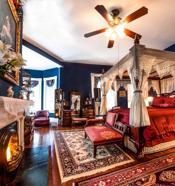 Huntingdon Room - The Huntingdon, Victorian Room, Historic District - Savannah - rentals