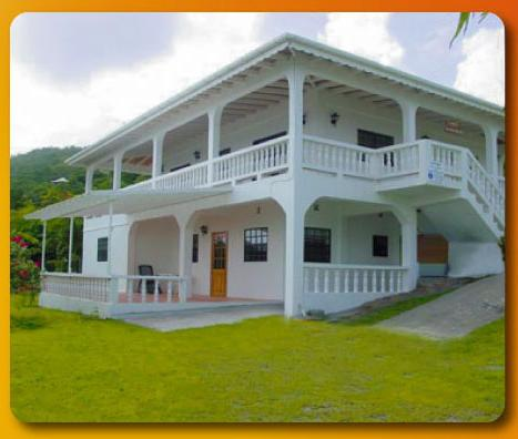 Sunset cottage Apartment on the Lower floor on Sunset Cottage - Sunset Cottage Apt. - Bequia - rentals