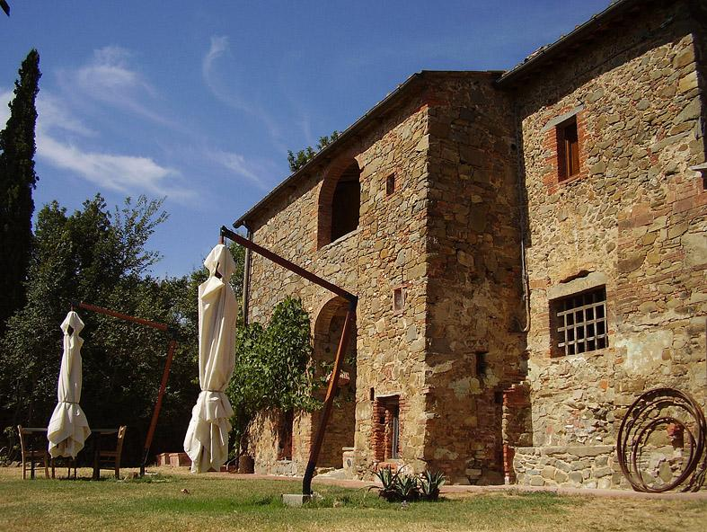 The farmhouse - Podere Pievina Farmhouse - Sinalunga - rentals