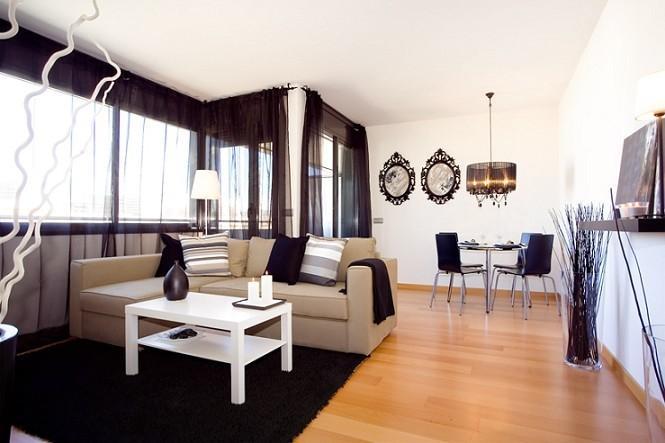 B230 STYLISH BEACH APARTMENT - Image 1 - Barcelona - rentals