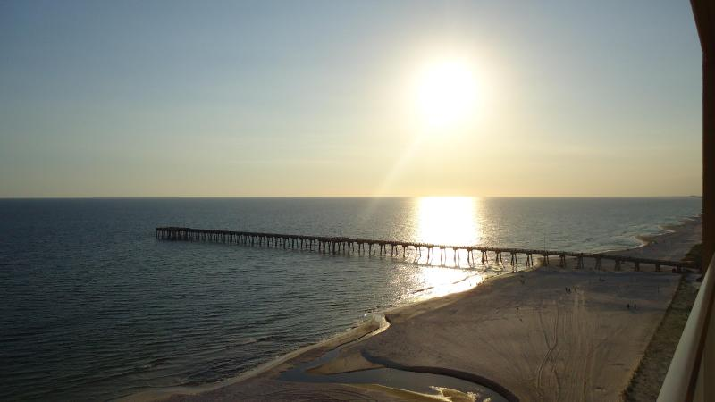 Luxurious suite! PERFECT VIEW! Calypso 1205W - Image 1 - Panama City Beach - rentals