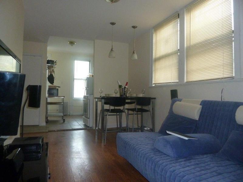 Living & Dining - 2BR Minutes to Manhattan U-3R - Jersey City - rentals