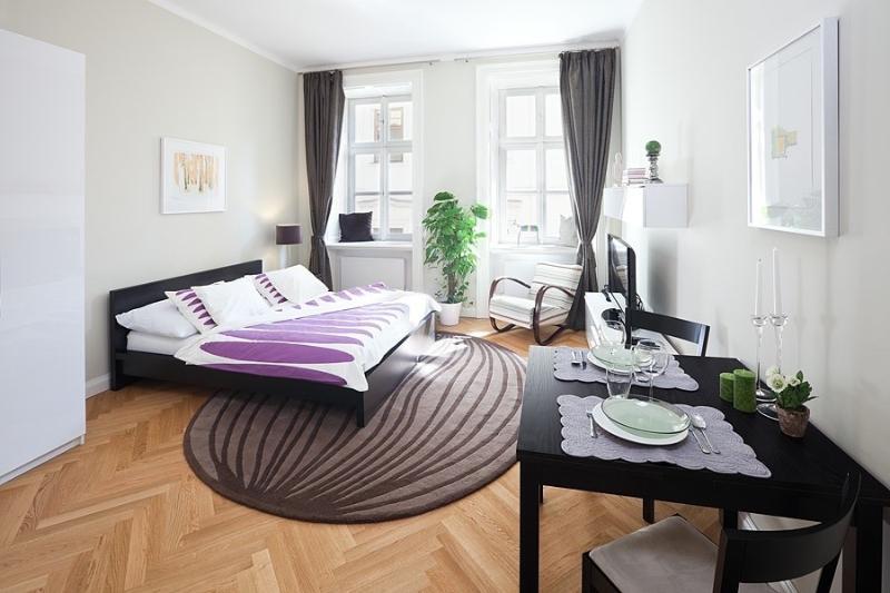 Chic Studio Apartment - Chic Studio Apartment - Prague - rentals