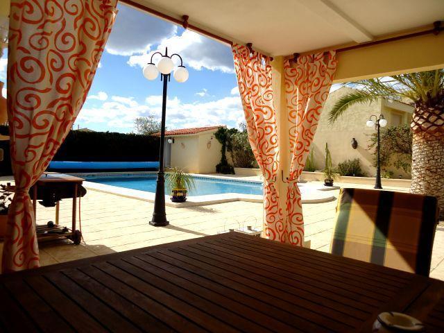 Villa with pool in Alfaz del Pi / Albir till 8 per - Image 1 - L'Alfas del Pi - rentals