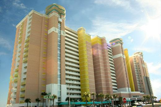 Front Main - Upgraded and Newly Furnished BayWatch Condo! - North Myrtle Beach - rentals